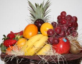 ¡Consigue tu cesta de frutas gratis!