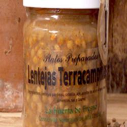 LENTEJAS PARDINAS - fruteria de valencia