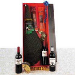 cestas de navidad barcelona