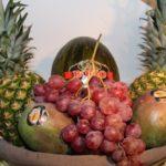 frutas tropicales - cestas de frutas - Fruteria de Valencia
