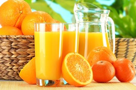 naranjas de zumo - Fruteria de Valencia