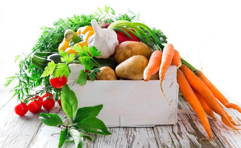 verdura de temporada - fruteria de valencia