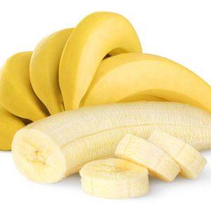 plátano de canarias - Frutería de Valencia