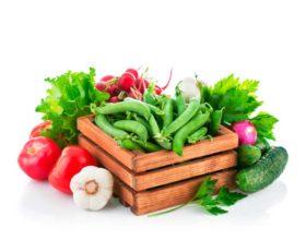 Comprar frutas y verdura temporada (Parte 2)