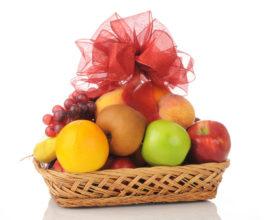 ¿Por qué pedir una cesta de frutas a domicilio?
