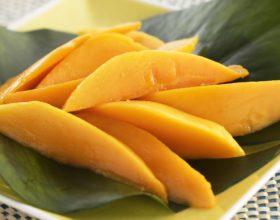 El verano: temporada de comprar mango