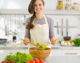 Beneficios de las dietas veganas