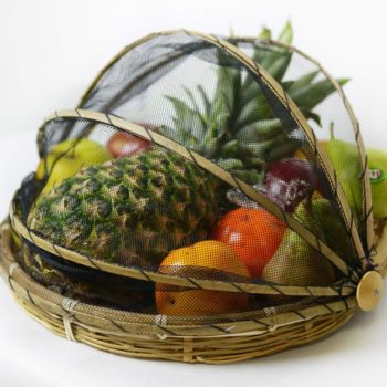 Cestas frutas