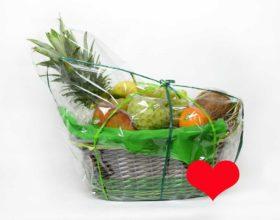 ¿Cuál es la mejor cesta de fruta para regalar?