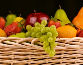 Tipologías de cestas de frutas
