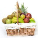 Cesta fruta para regalar
