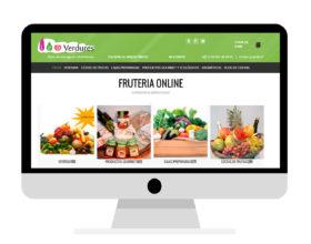 El crecimiento de la frutería online