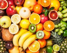 Frutas de Temporada en Invierno