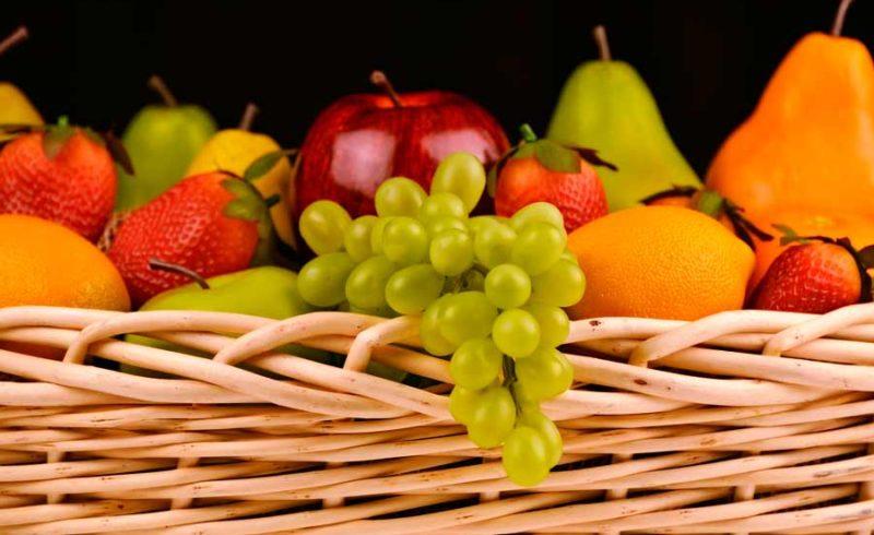 Regalar Cestas de Fruta